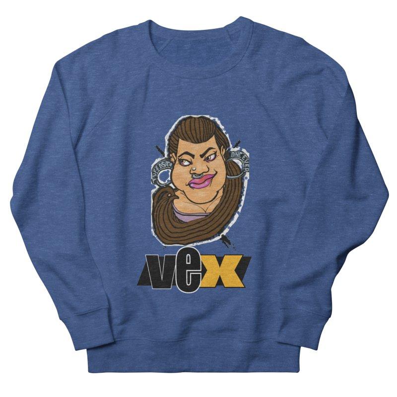 Tuffest Vex Face design Men's Sweatshirt by StudioVexer's Artist Shop