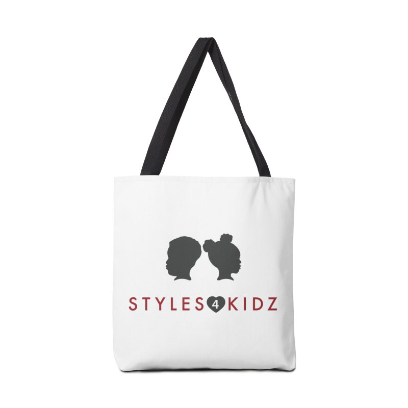 Styles 4 Kidz - White Accessories Bag by STYLES 4 KIDZ, NFP