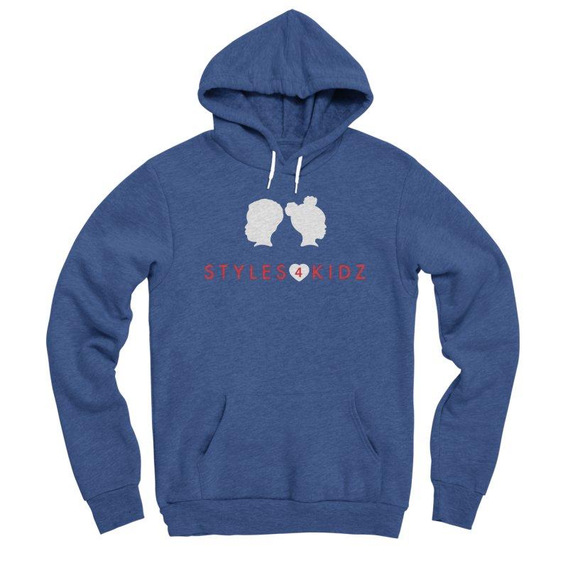 Styles 4 Kidz - Blue Men's Pullover Hoody by STYLES 4 KIDZ, NFP