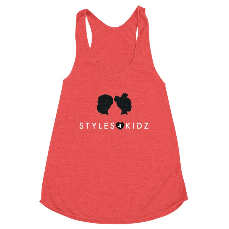 Styes 4 Kidz - Red Women's Tank by STYLES 4 KIDZ, NFP
