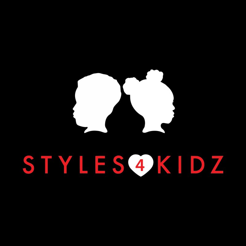 Styles 4 Kidz - Black Men's T-Shirt by STYLES 4 KIDZ, NFP