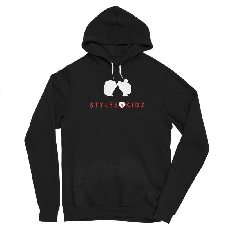 Styles 4 Kidz - Black Men's Pullover Hoody by STYLES 4 KIDZ, NFP