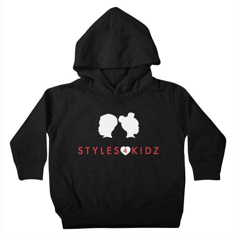 Styles 4 Kidz - Black Kids Toddler Pullover Hoody by STYLES 4 KIDZ, NFP