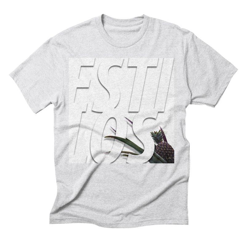 ESTILOS Men's T-Shirt by Styles in Black