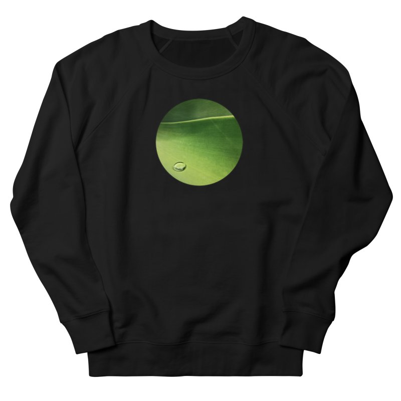 Natural Wisdom Men's Sweatshirt by Styles in Black