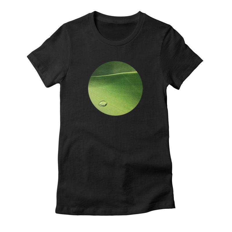 Natural Wisdom Women's T-Shirt by Styles in Black