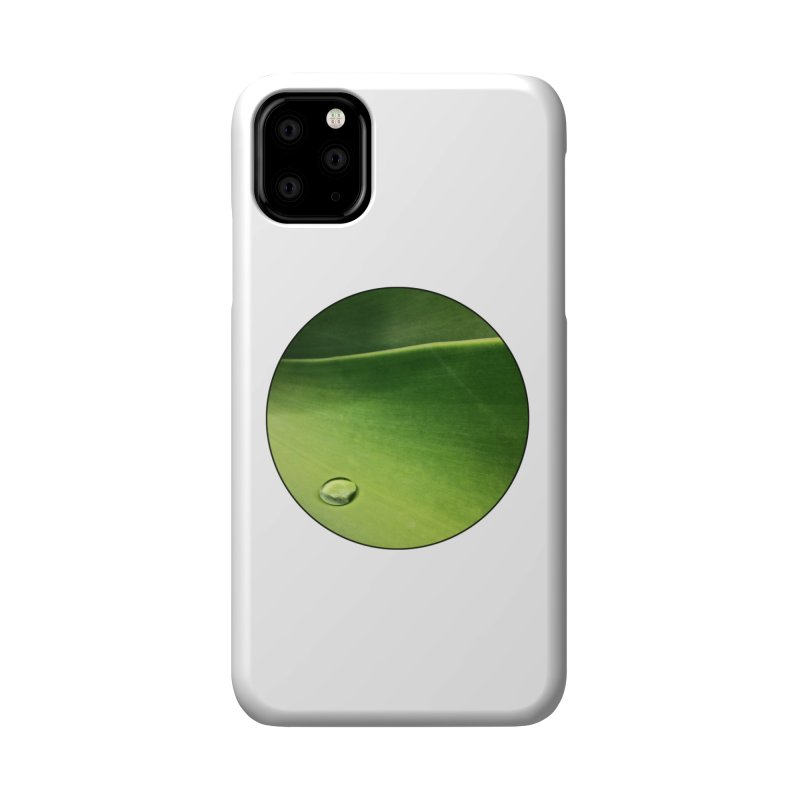 Natural Wisdom Accessories Phone Case by Styles in Black