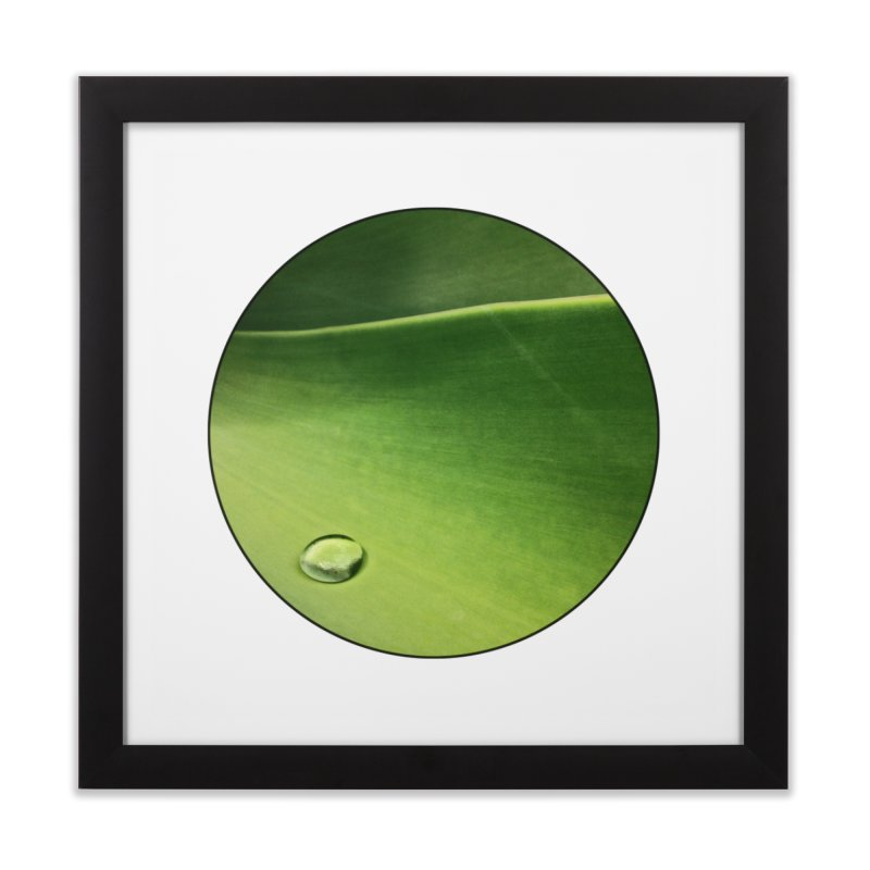 Natural Wisdom Home Framed Fine Art Print by Styles in Black