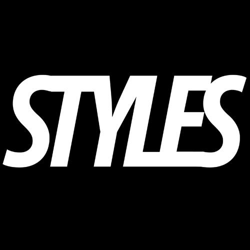 Styles in Black Logo