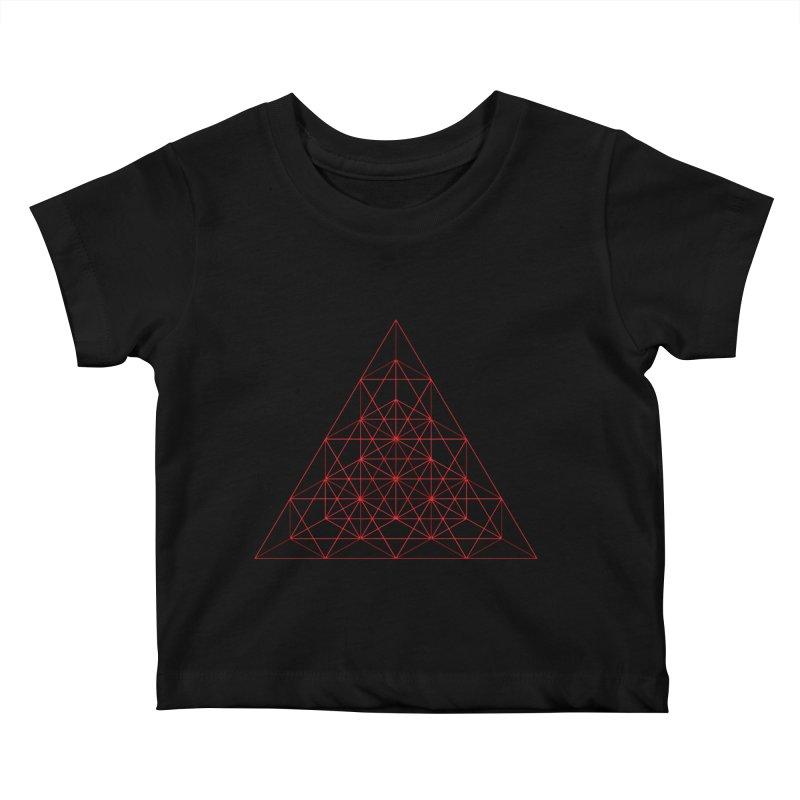Generator Kids Baby T-Shirt by Information Machine