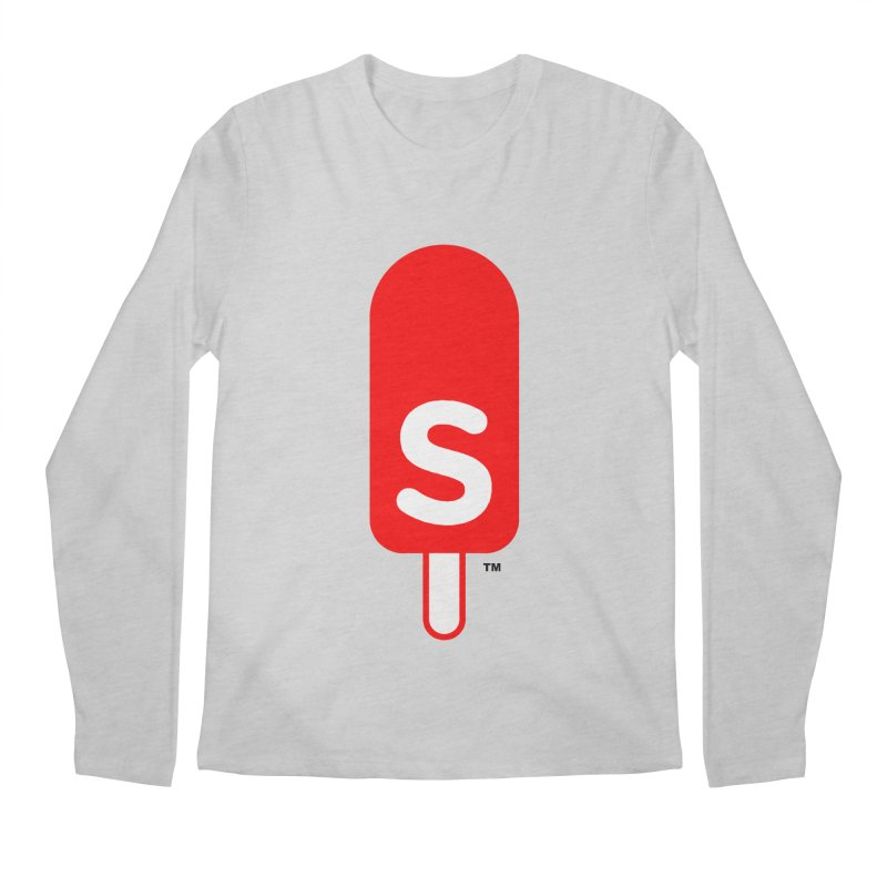 Summer J. Pops logo Men's Regular Longsleeve T-Shirt by Summer J. Pops SWAG Shop