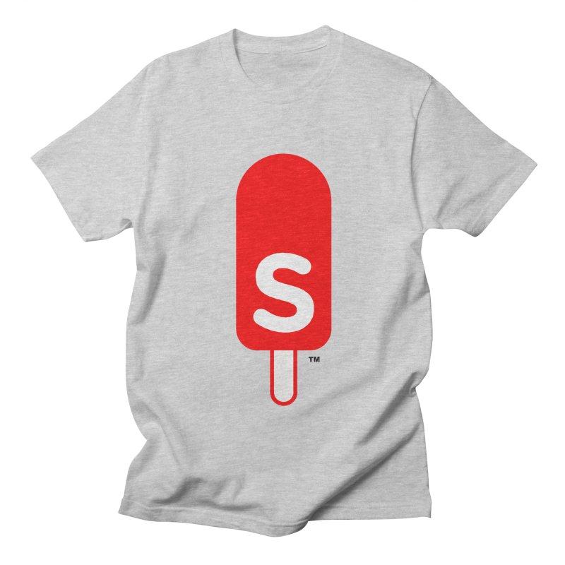 Summer J. Pops logo Women's Regular Unisex T-Shirt by Summer J. Pops SWAG Shop