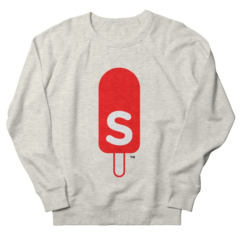 Summer J. Pops logo Women's French Terry Sweatshirt by Summer J. Pops SWAG Shop
