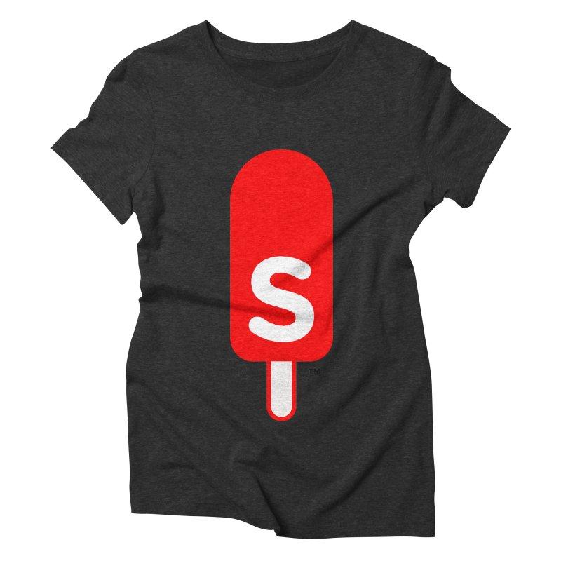 Summer J. Pops logo Women's T-Shirt by Summer J. Pops SWAG Shop