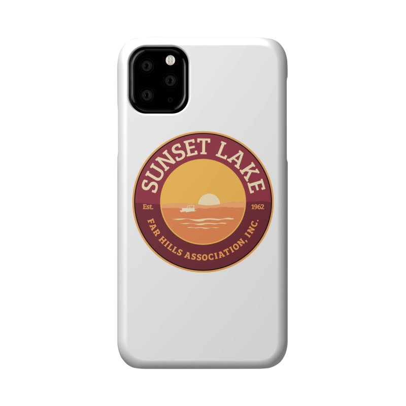 Color logo Accessories Phone Case by Sunset Lake Swag