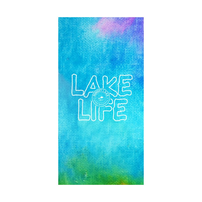 Lake Life #1 Accessories Bag by Sunset Lake Swag