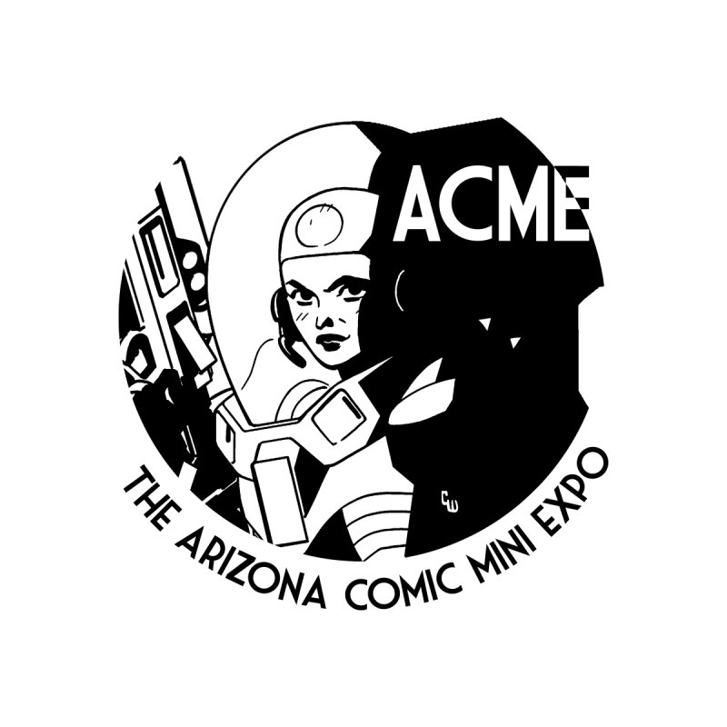 Arizona Comic Mini Expo Women's T-Shirt by Super75studios's Artist Shop