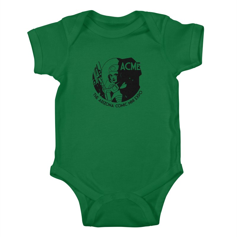 Arizona Comic Mini Expo Kids Baby Bodysuit by Super75studios's Artist Shop