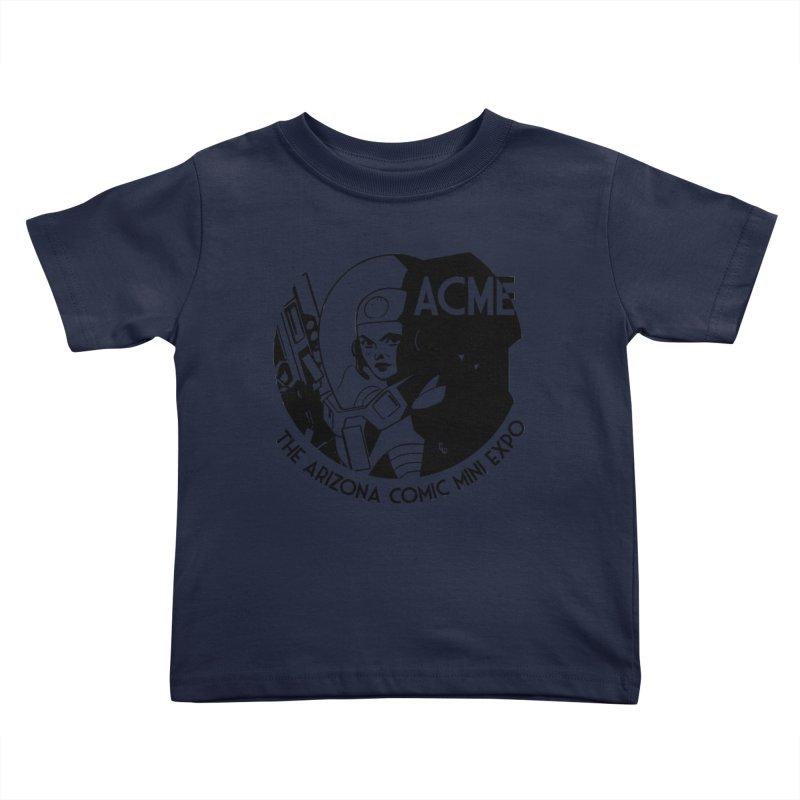 Arizona Comic Mini Expo Kids Toddler T-Shirt by Super75studios's Artist Shop