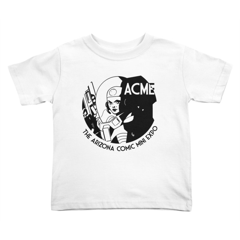 Arizona Comic Mini Expo Kids Toddler T-Shirt by Super75studios's Artist Shop