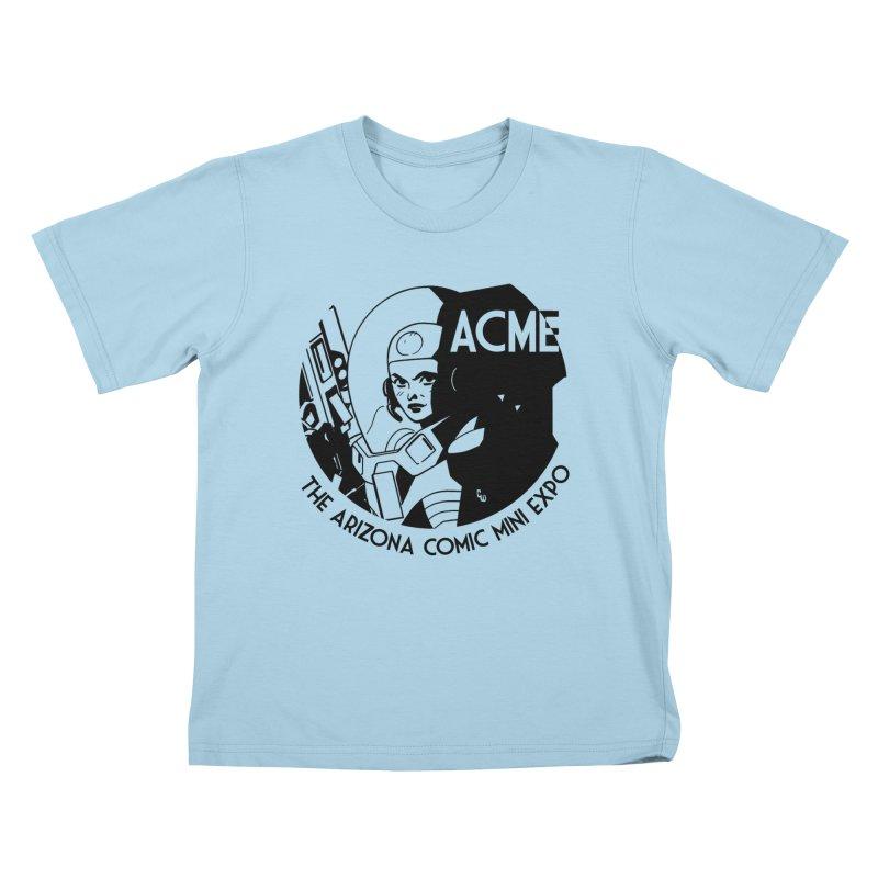 Arizona Comic Mini Expo Kids T-Shirt by Super75studios's Artist Shop