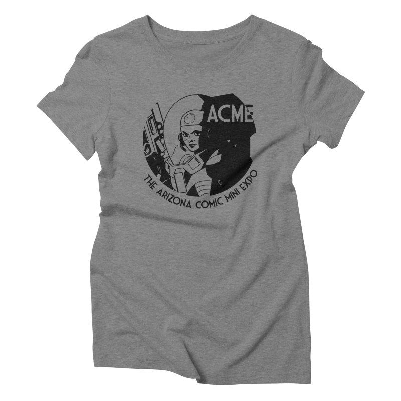 Arizona Comic Mini Expo Women's Triblend T-Shirt by Super75studios's Artist Shop