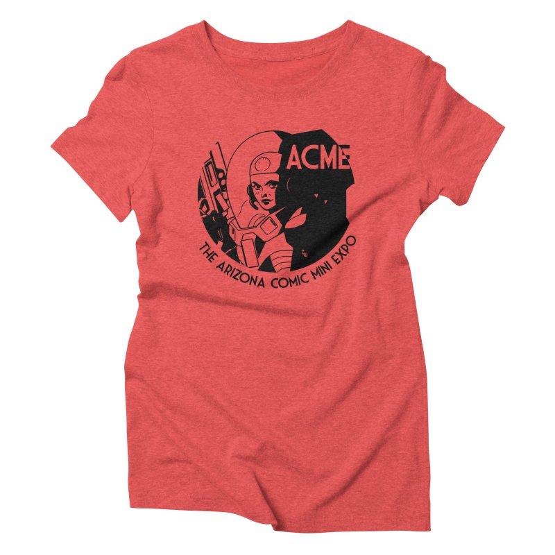 Arizona Comic Mini Expo Women's Triblend T-Shirt by Super75studios's Artist Shop