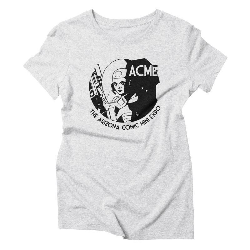 Arizona Comic Mini Expo Women's T-Shirt by Super75studios's Artist Shop