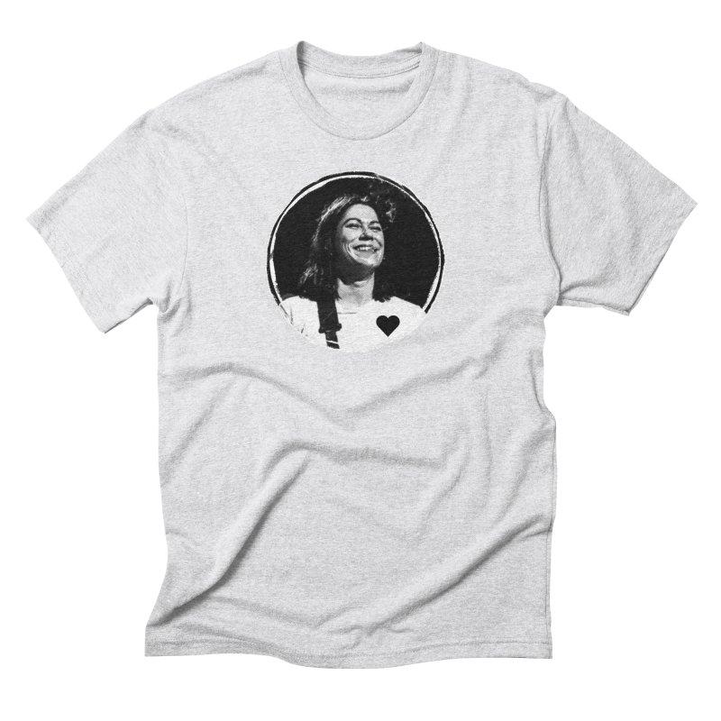 LOVE Men's Triblend T-Shirt by Super75studios's Artist Shop