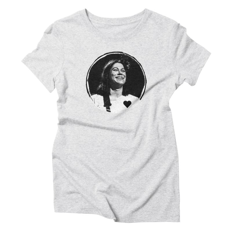 LOVE Women's Triblend T-Shirt by Super75studios's Artist Shop