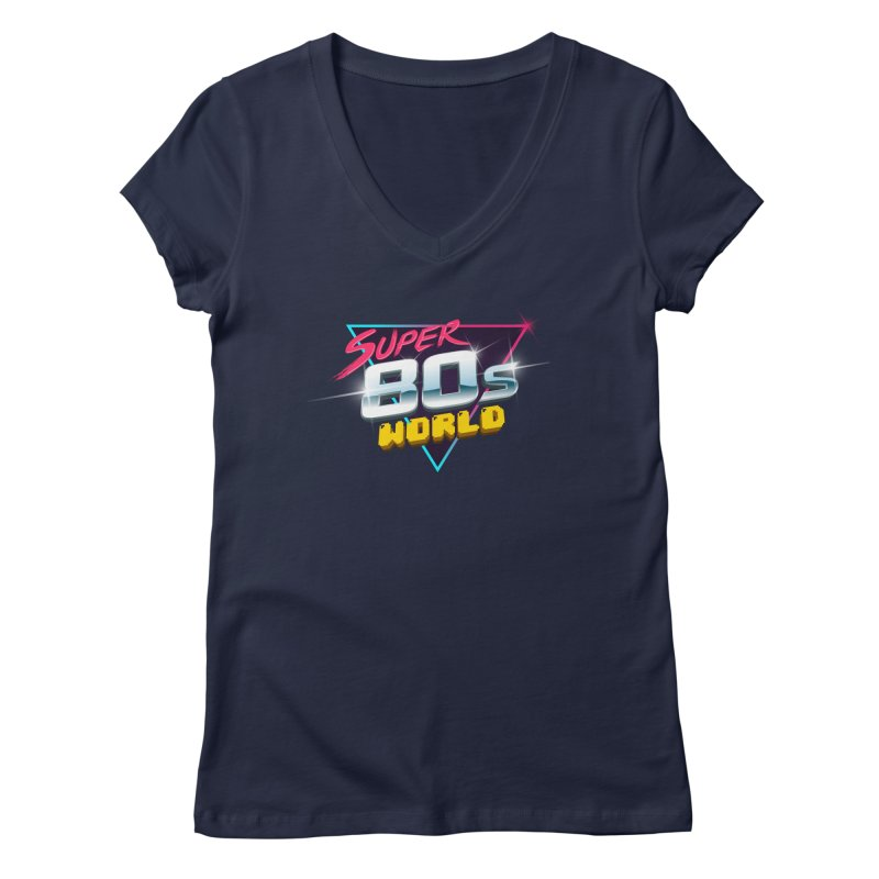 Women's None by Super80sWorld's Artist Shop