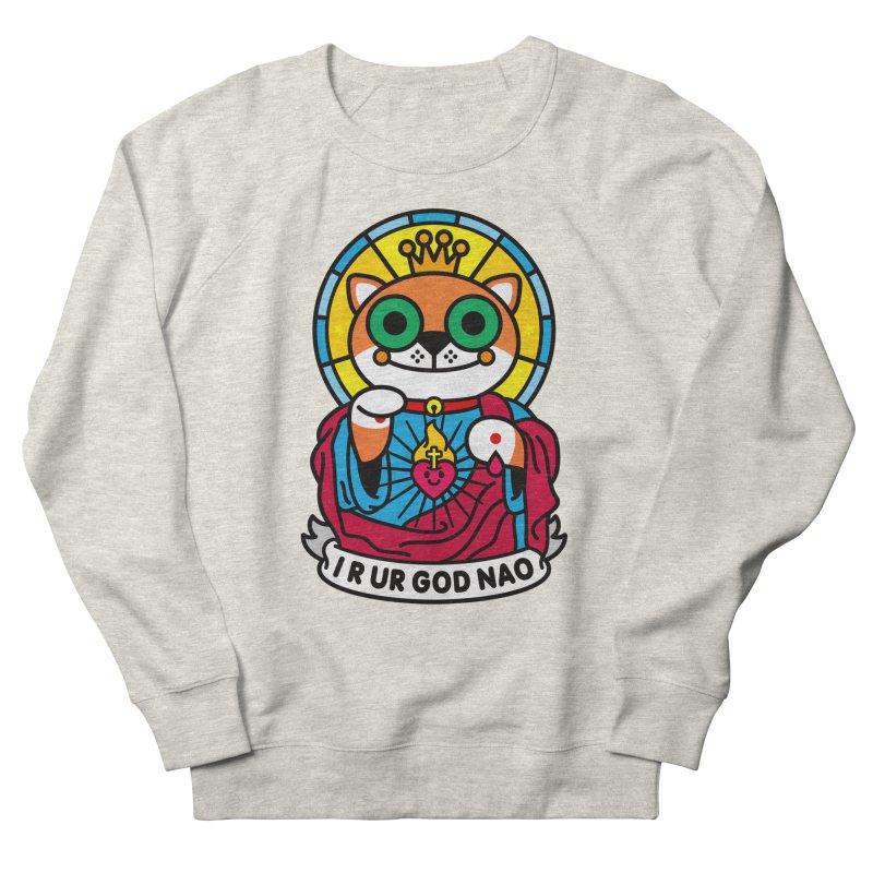 Jeezus Cat Women's Sweatshirt by SuperHappyMagic