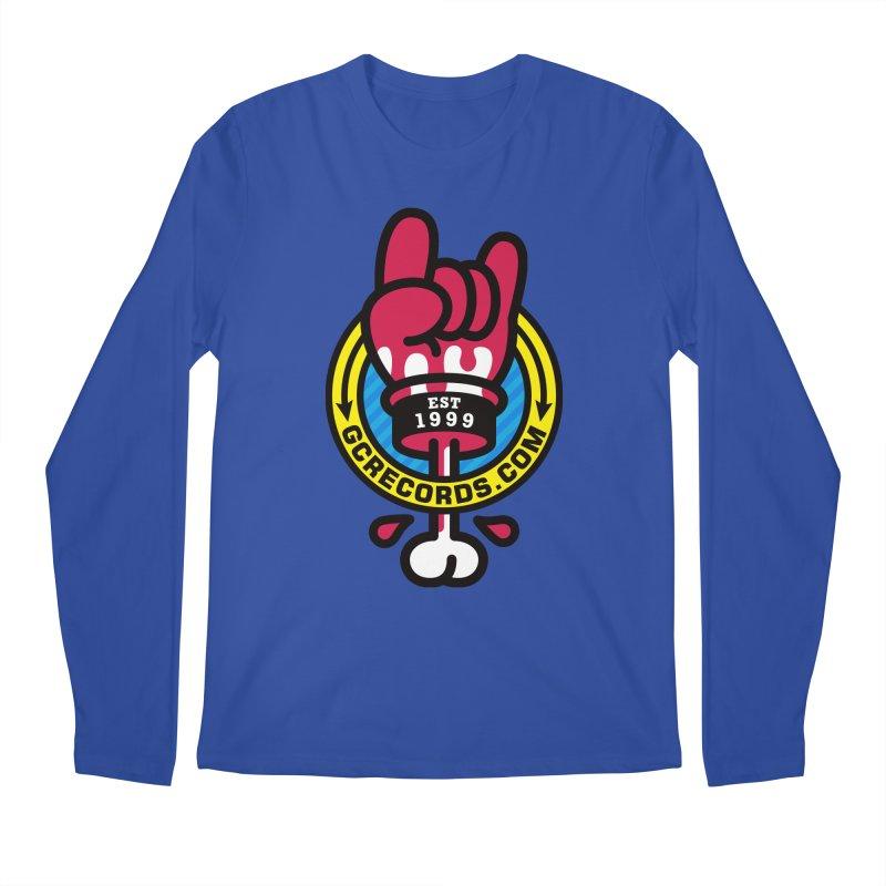 GC Records Men's Longsleeve T-Shirt by SuperHappyMagic