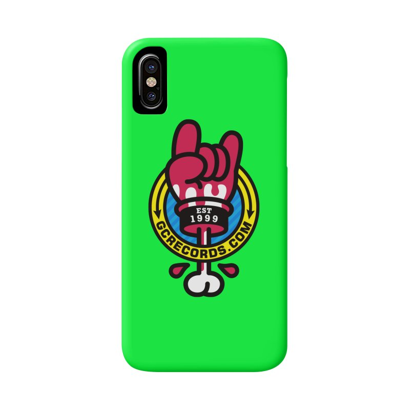 GC Records Accessories Phone Case by SuperHappyMagic