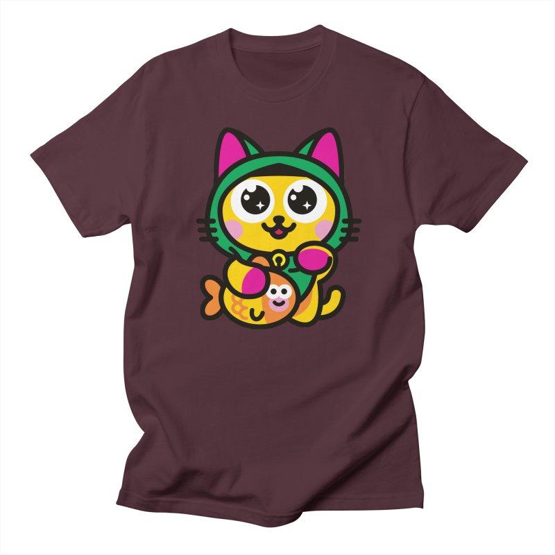 Muezza Women's Regular Unisex T-Shirt by StudioDelme