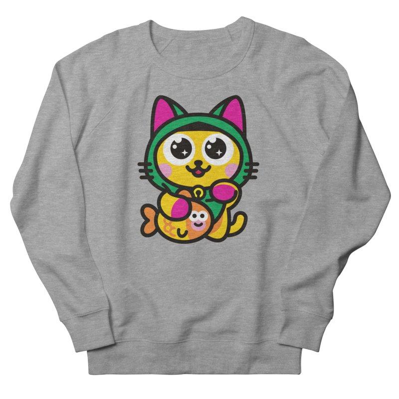 Muezza Women's Sweatshirt by SuperHappyMagic