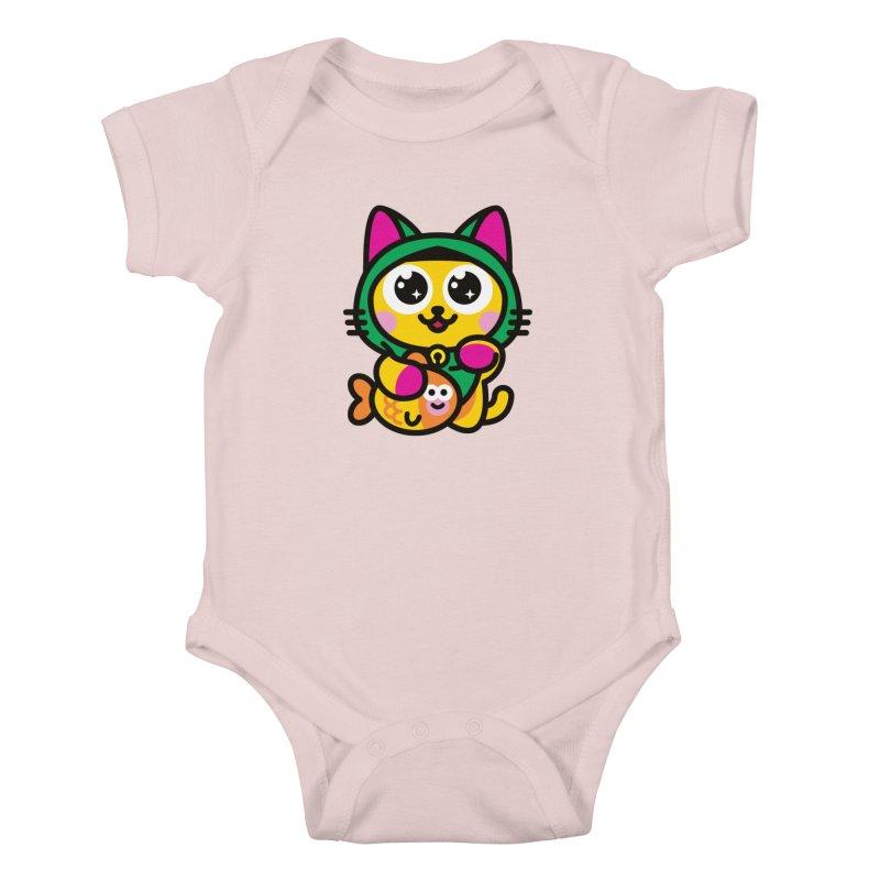 Muezza Kids Baby Bodysuit by StudioDelme
