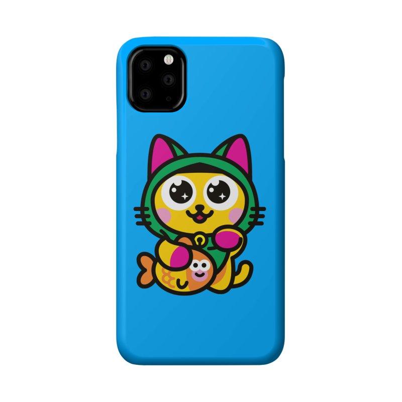 Muezza Accessories Phone Case by StudioDelme