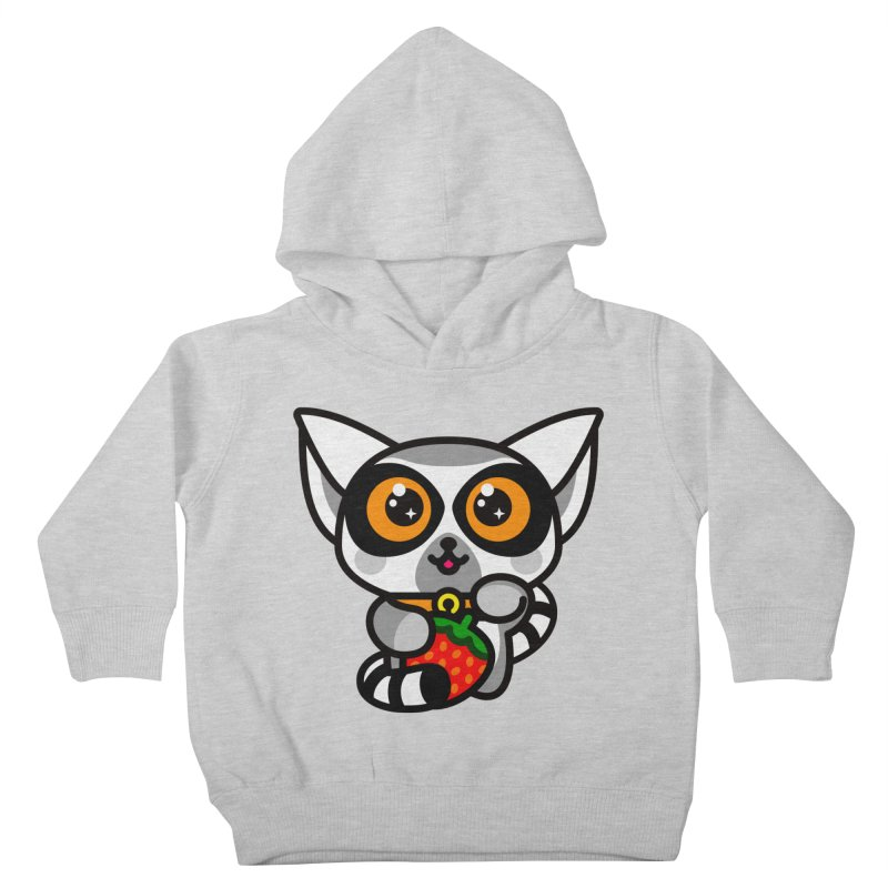 Lucky Lemur Kids Toddler Pullover Hoody by StudioDelme