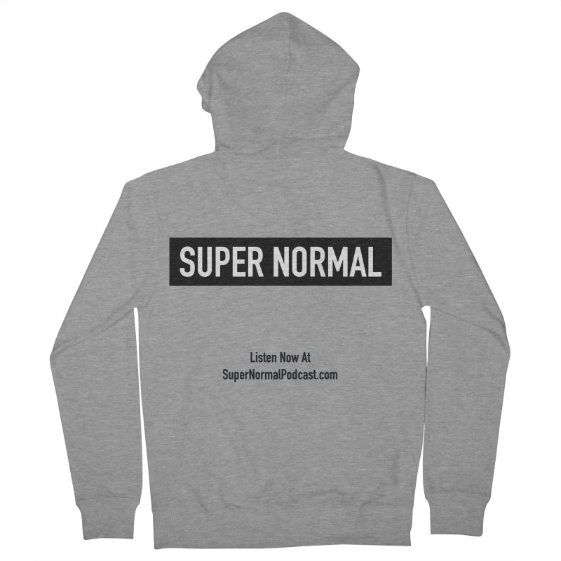 Super Normal Women's French Terry Zip-Up Hoody by Super Normal Shop