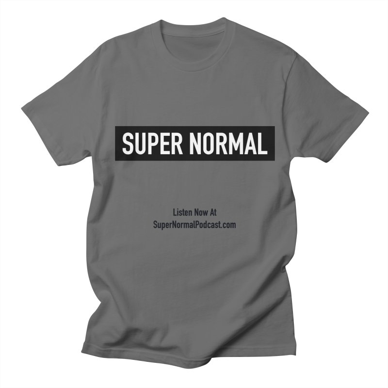 Super Normal Men's Regular T-Shirt by Super Normal Shop