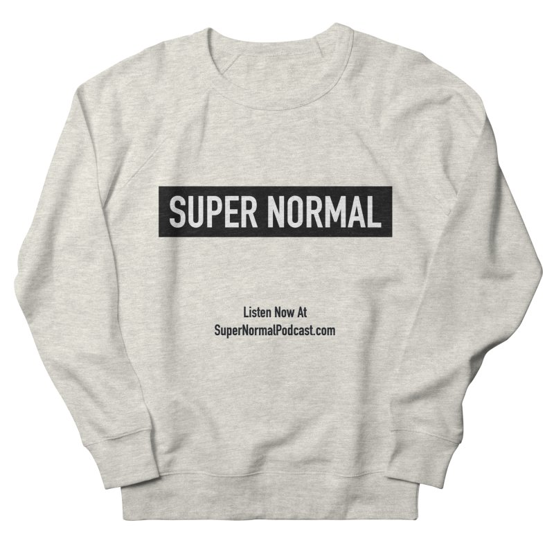 Super Normal Women's French Terry Sweatshirt by Super Normal Shop