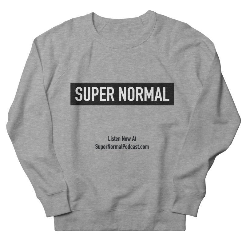 Super Normal Men's French Terry Sweatshirt by Super Normal Shop
