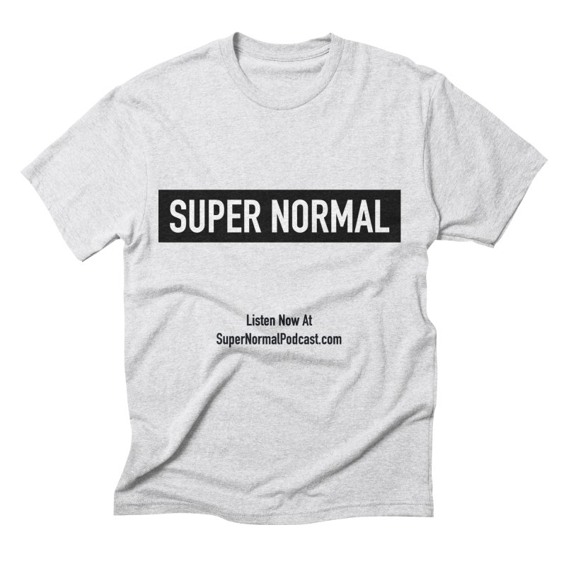 Super Normal Men's Triblend T-Shirt by Super Normal Shop
