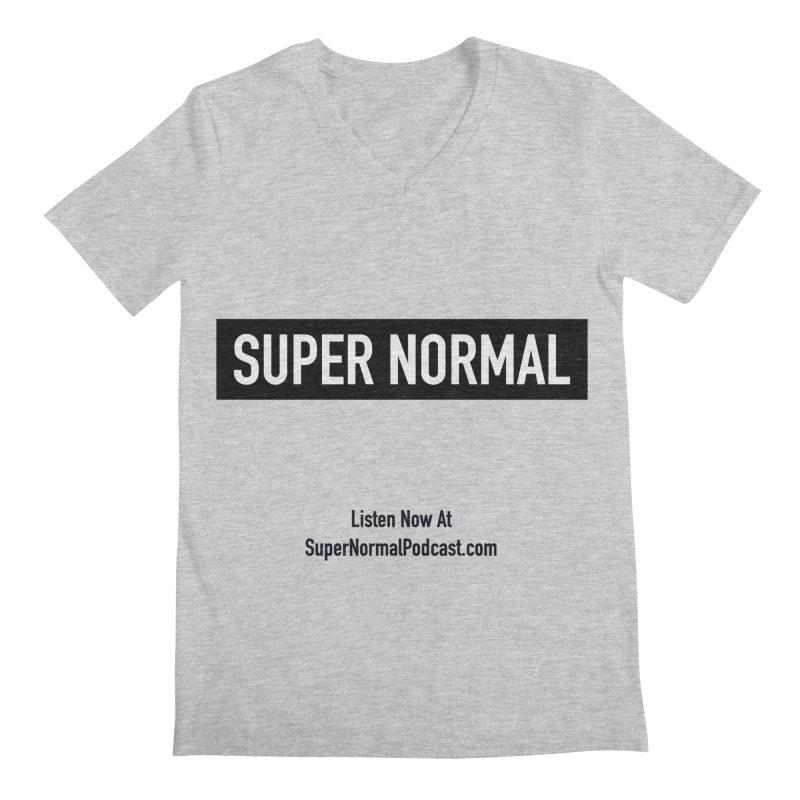 Super Normal Men's Regular V-Neck by Super Normal Shop
