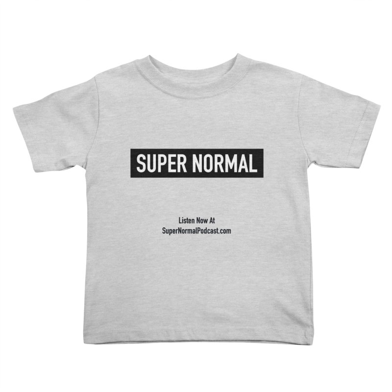 Super Normal Kids Toddler T-Shirt by Super Normal Shop