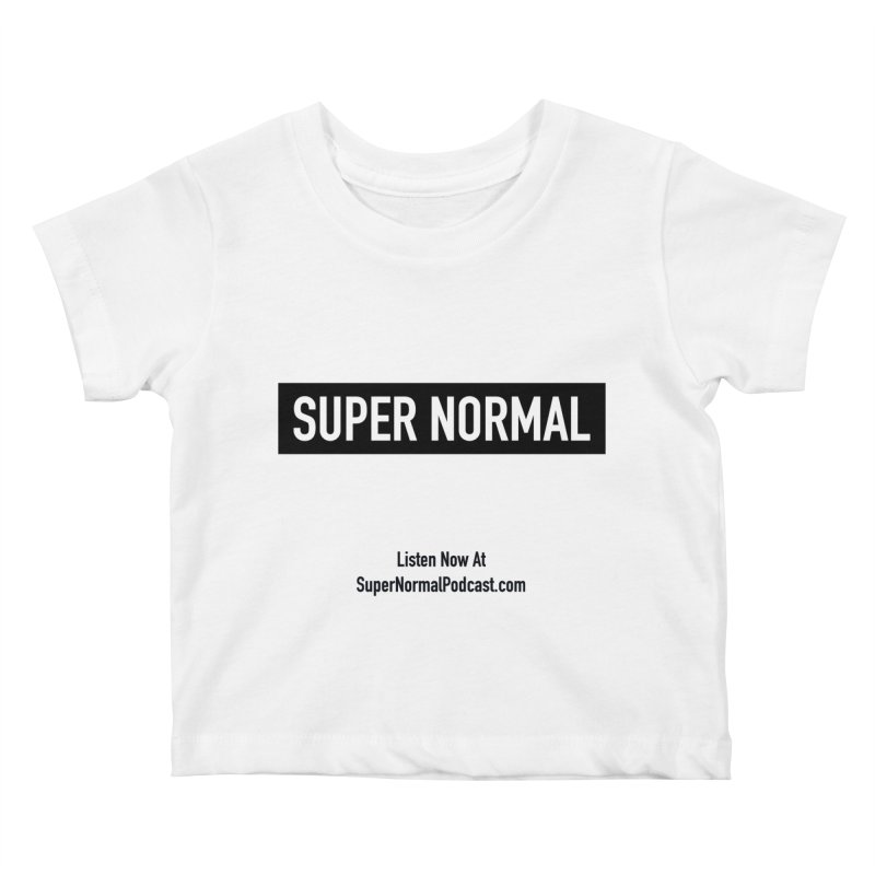 Super Normal Kids Baby T-Shirt by Super Normal Shop