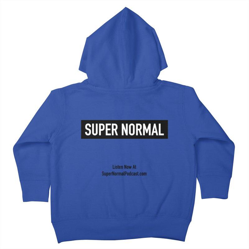 Super Normal Kids Toddler Zip-Up Hoody by Super Normal Shop