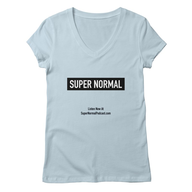 Super Normal Women's Regular V-Neck by Super Normal Shop