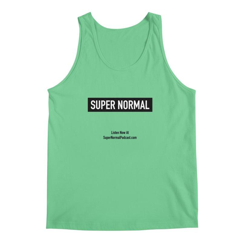 Super Normal Men's Regular Tank by Super Normal Shop
